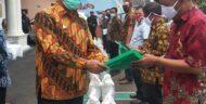 6 Ribu Ton Launching Penyaluran Bansos Tahap III, Wakil Bupati Meminta Keiklasan Kades dan Lurah
