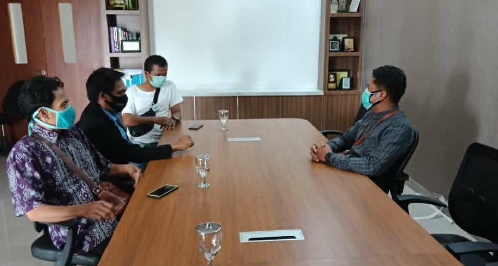 Ketua DPC PWRI Bogor Kunjungi Pasien Khoirunisa, TB Paru di RS RST Dompet Dhuafa