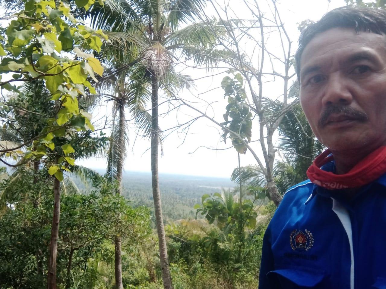 Ropian Kunang, Penggagas Objek Wisata Puncak Tamiang Lampung Timur