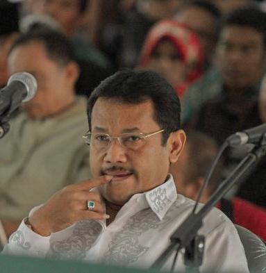 Vonis kedua, Rachmat Yasin di Hukum Dua Tahun Delapan Bulan Penjara