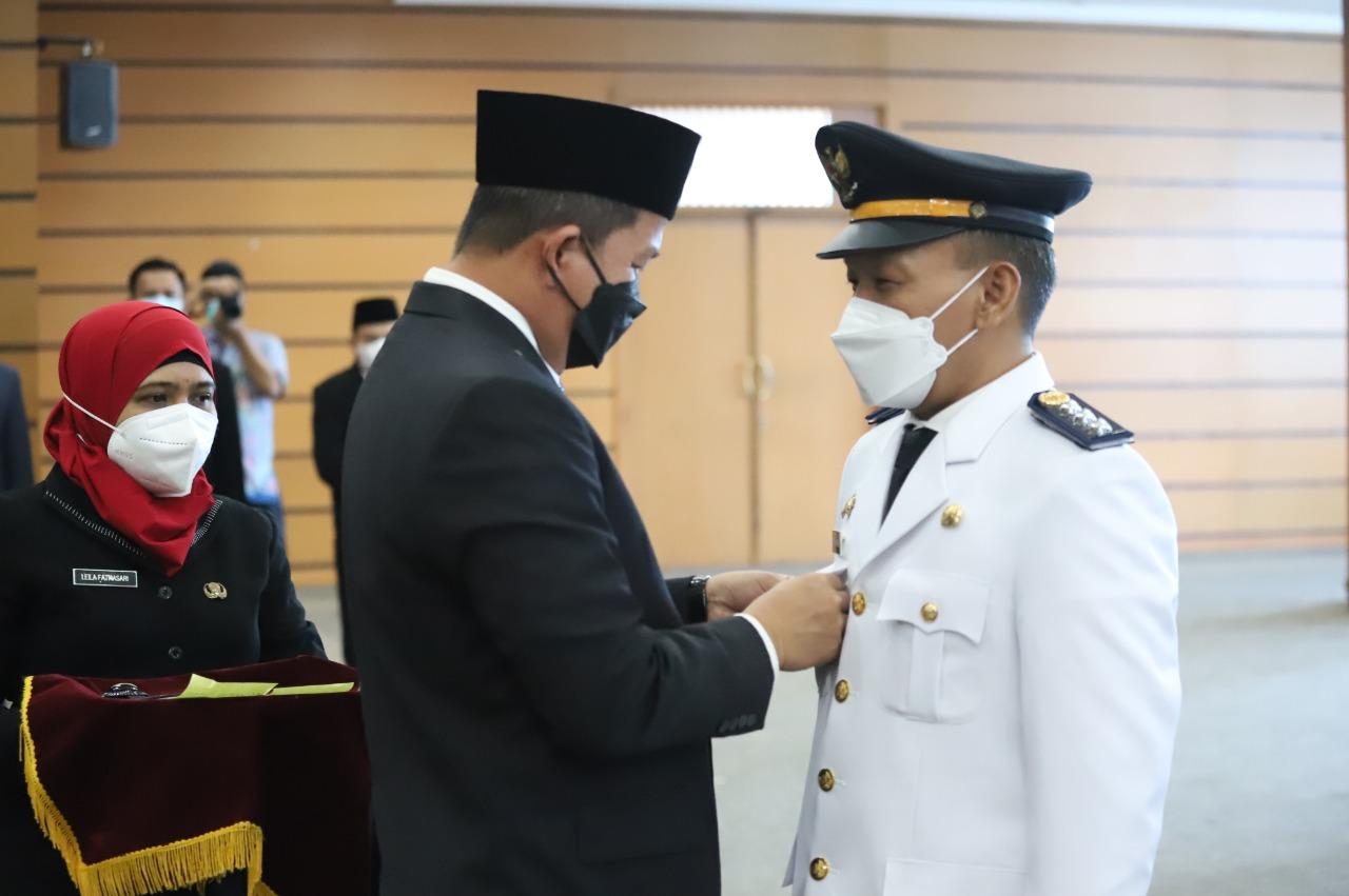Wali Kota, Lantik 40 Pejabat Administrator dan Pengawas Jakarta Utara Diminta Kerja Optimal