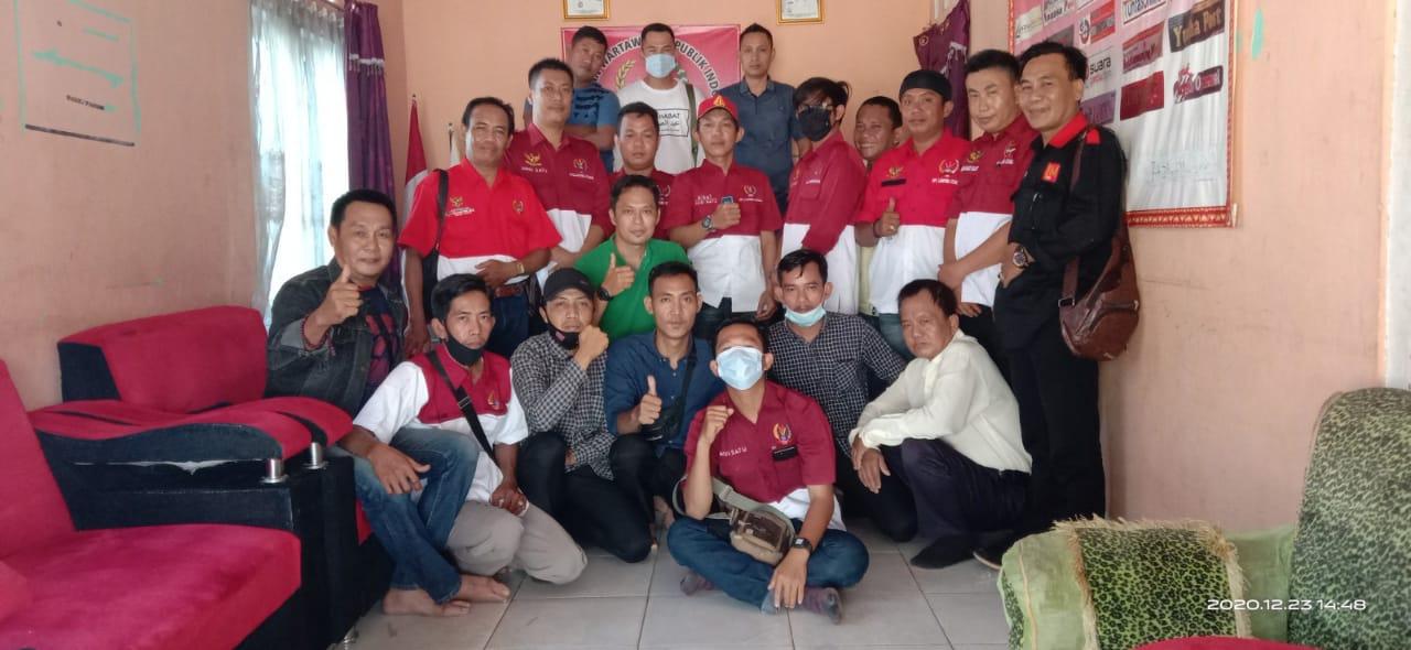 DPC PWRI Lampung Pertanyaan Kinerja Dinas Kominfo Lampura