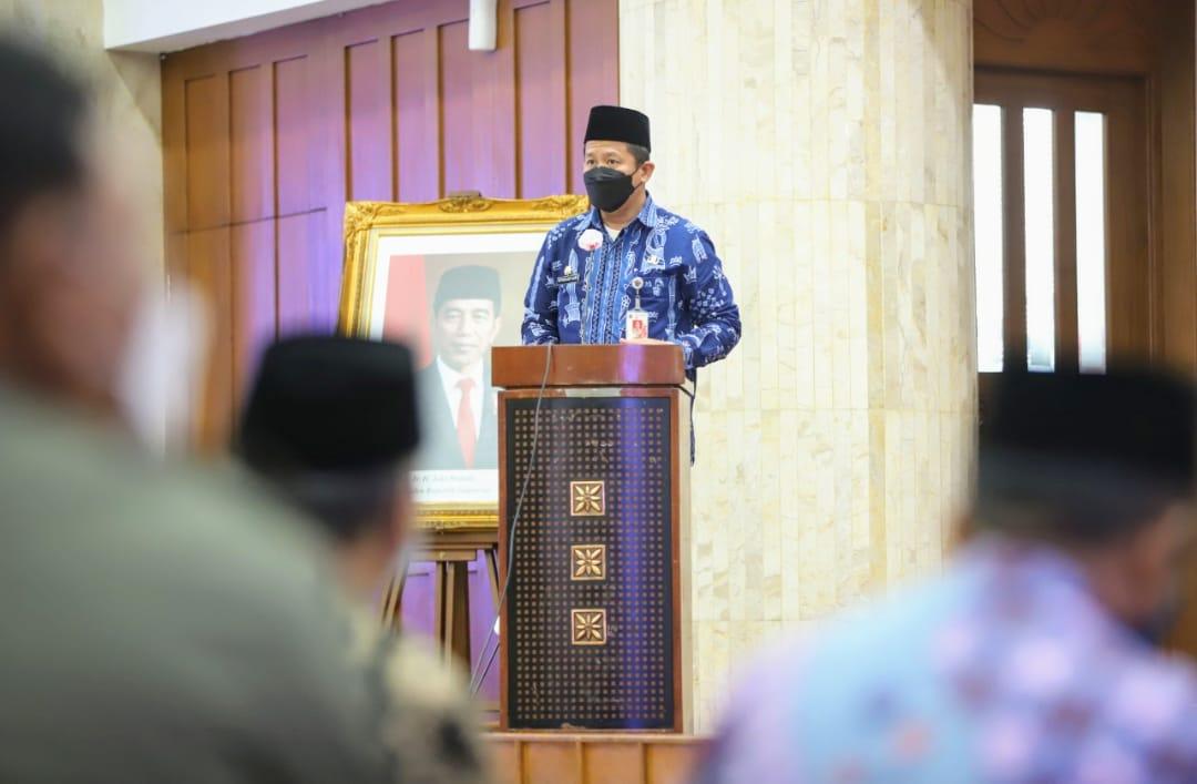 Ciptakan Jakarta Utara Aman Menjelang Ramadan, Wali Kota Apresiasi Kegiatan Wawasan Keagamaan Dan Doa Bersama