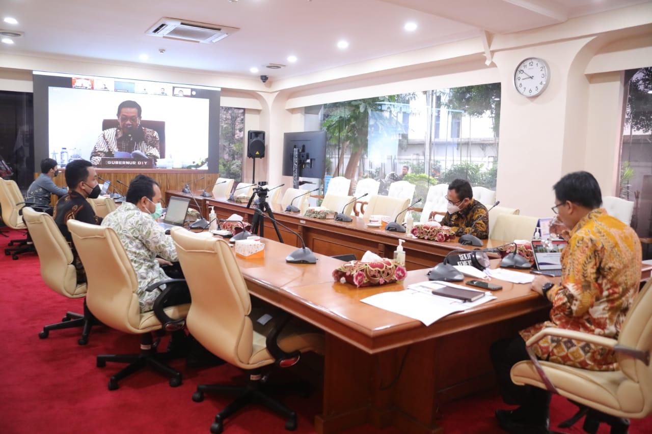 RKPD Provinsi D.I. Yogyakarta Diharapkan Dukung Sepuluh Fokus Pembangunan Tahun 2022