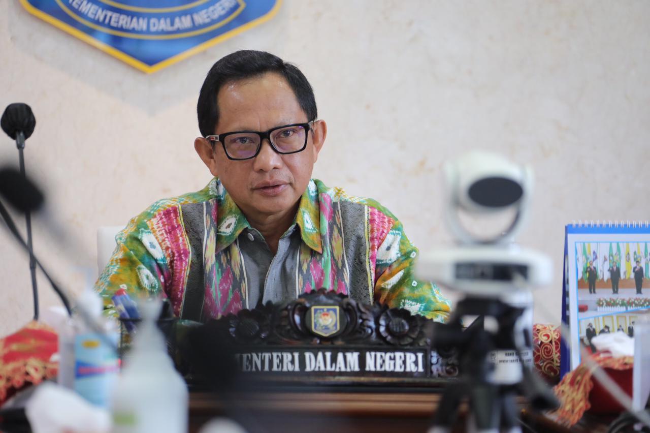 Mendagri Minta Penyusunan RKPD Provinsi Kaltara Tahun 2022 Dorong Pemberdayaan SDM dan Transformasi Ekonomi