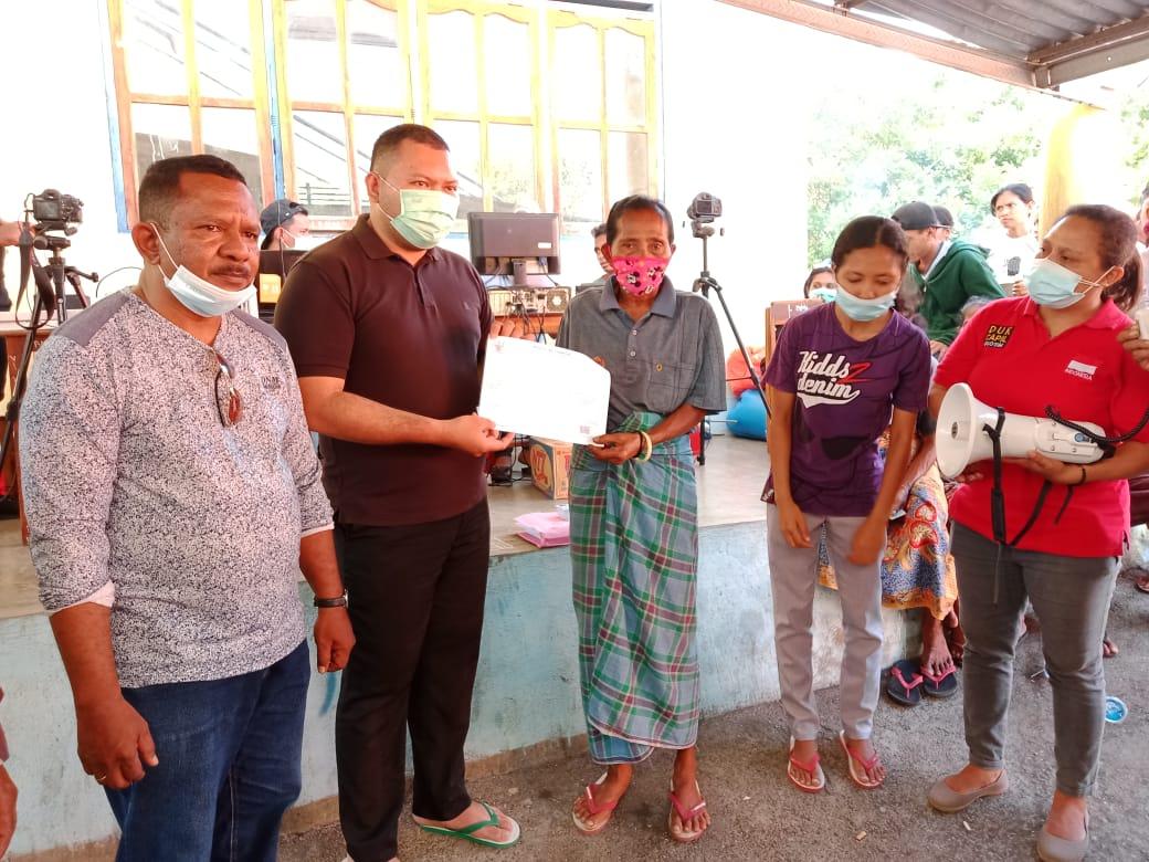 Sepekan di NTT dan NTB, Tim Dukcapil Ganti 36 Ribu Dokumen Penduduk Terdampak Bencana