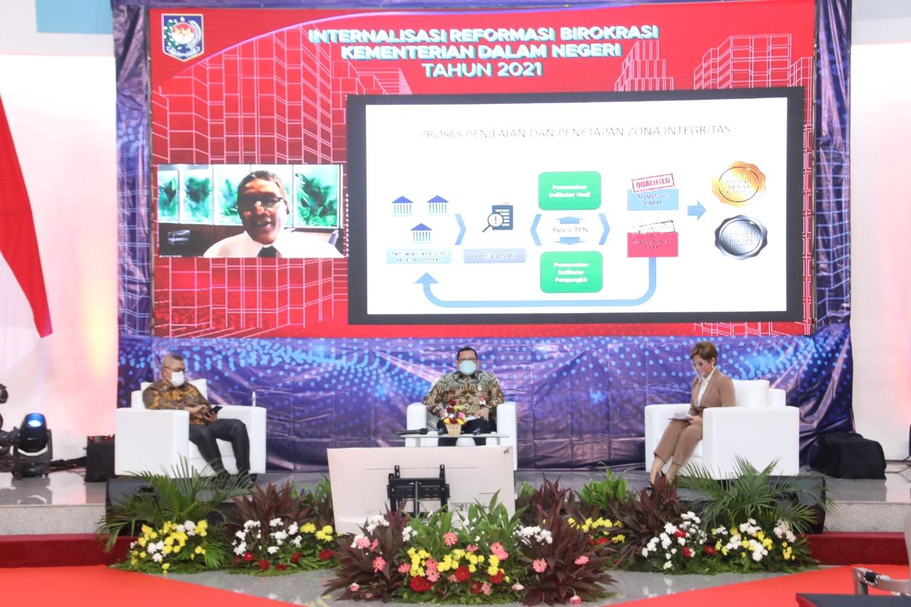 Keberhasilan RB Kemendagri Menjadi Penentu Bagi Pembangunan di Daerah