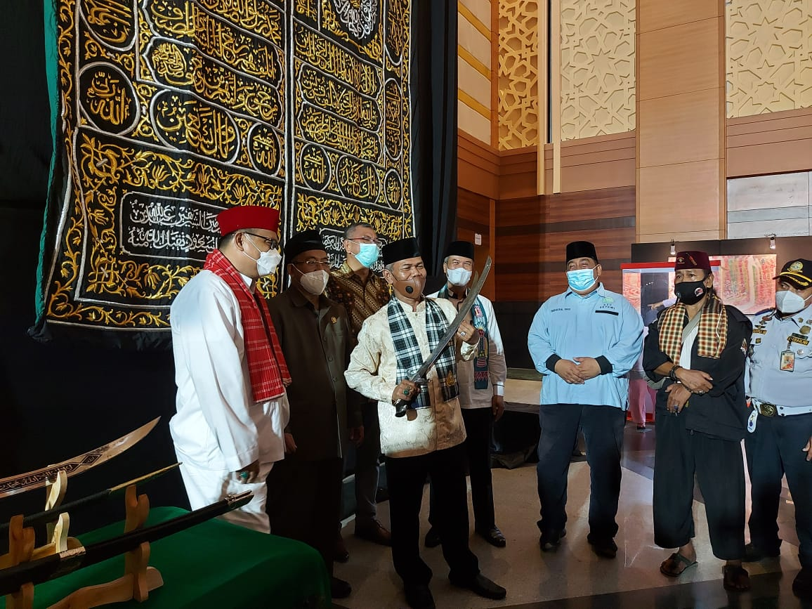 Pameran Artefak Baginda Nabi Muhammad SAW Di JIC Berlangsung 10 Hari