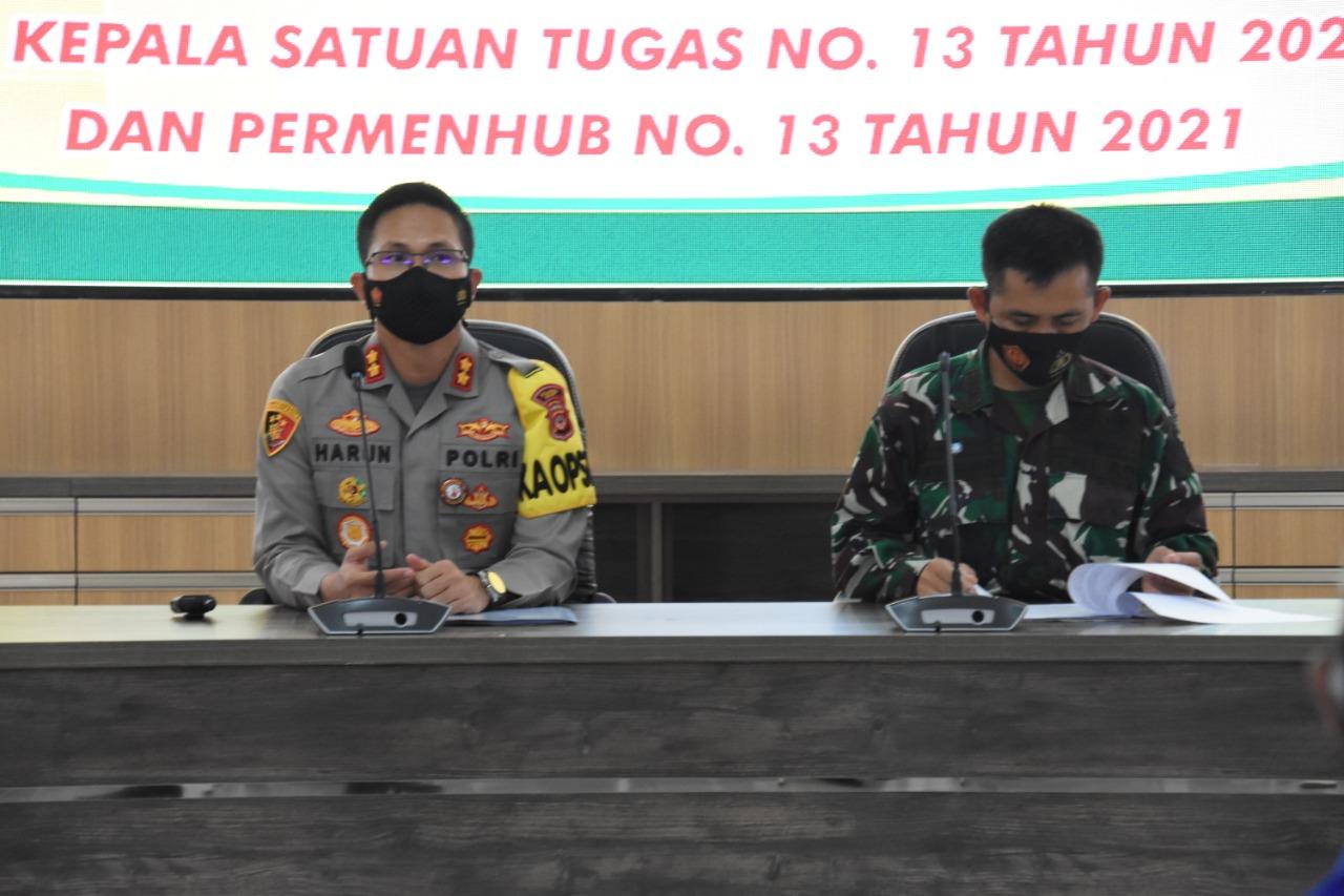 Larangan Mudik, Kapolres Bogor Gelar Silahturahmi Bersama Pengurus P.O Bus Kabupaten Bogor