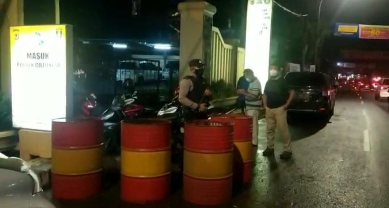 Pasca Penyerangan Mabes Polri, Mako Polres Bogor Perketat Pengamanan
