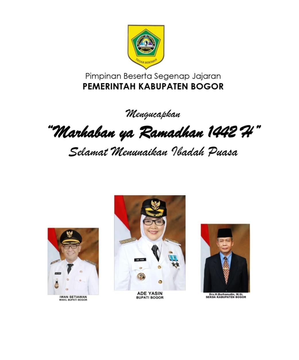 Rarhamadan Ya Ramadhan 1442 H