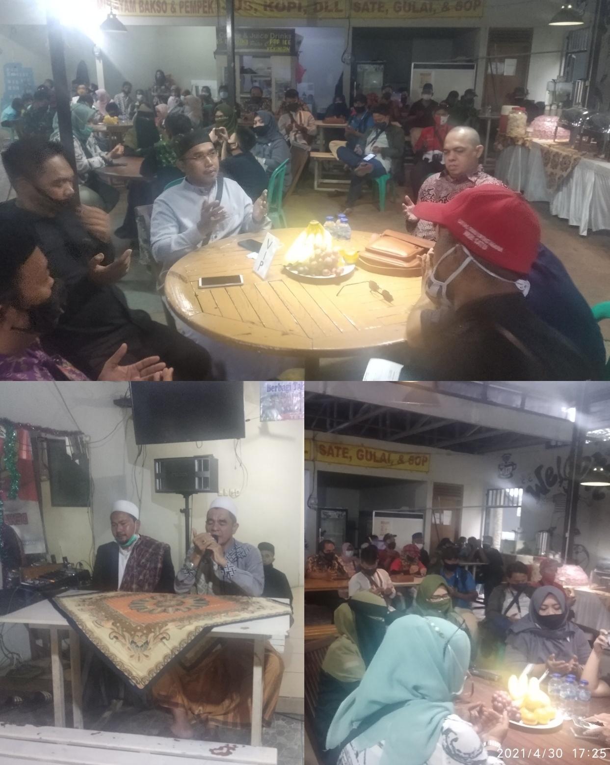 PWRI Bogor Bersama Anak Yatim-piatu, Doa Untuk KRI Nanggala 402 Gugur Dalam Tugas
