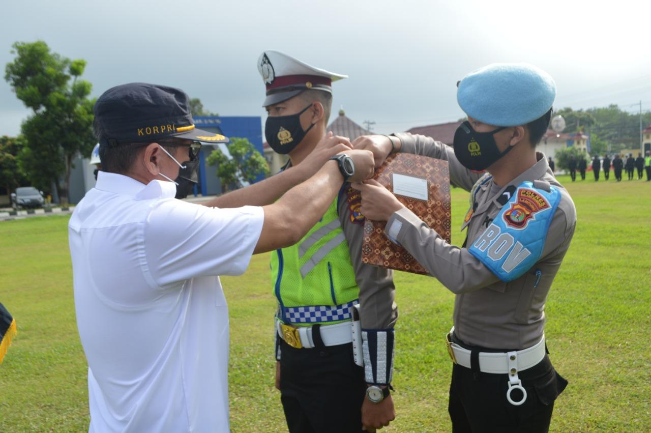 Polres Tulang Bawang Gelar Operasi Ketupat Krakatau 2021, Catat Tanggal dan Sasarannya