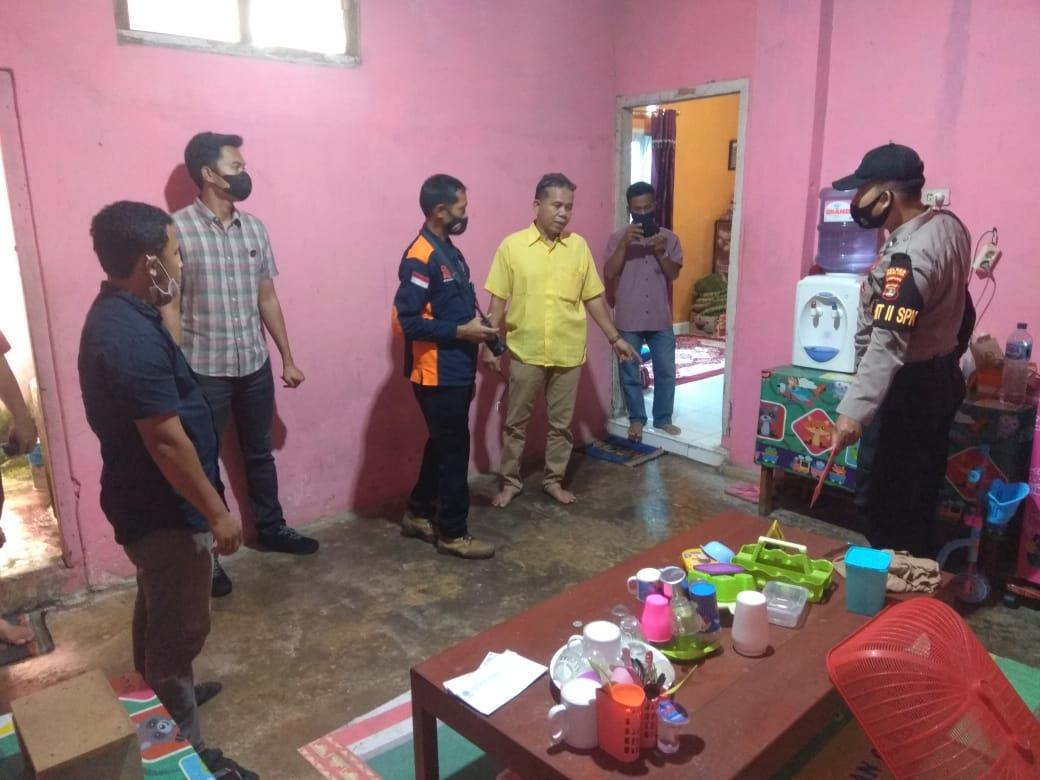 Aksi Pencurian Di Kelurahan Tanjung Aman Semakin Marak, Kantor DPC PWRI Lampura Jadi Sasaran