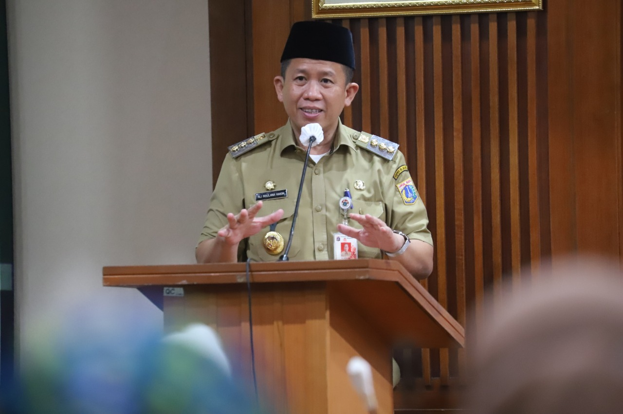 Wali Kota Jakarta Utara, PNS dan Masyarakat Tidak Mudik Bukan Berarti Silaturahmi Terputus
