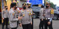 Pastikan Operasi Ketupat Berjalan Dengan Baik, Wakapolda Jabar Kunjungi Pos PAM Gadog Puncak Bogor