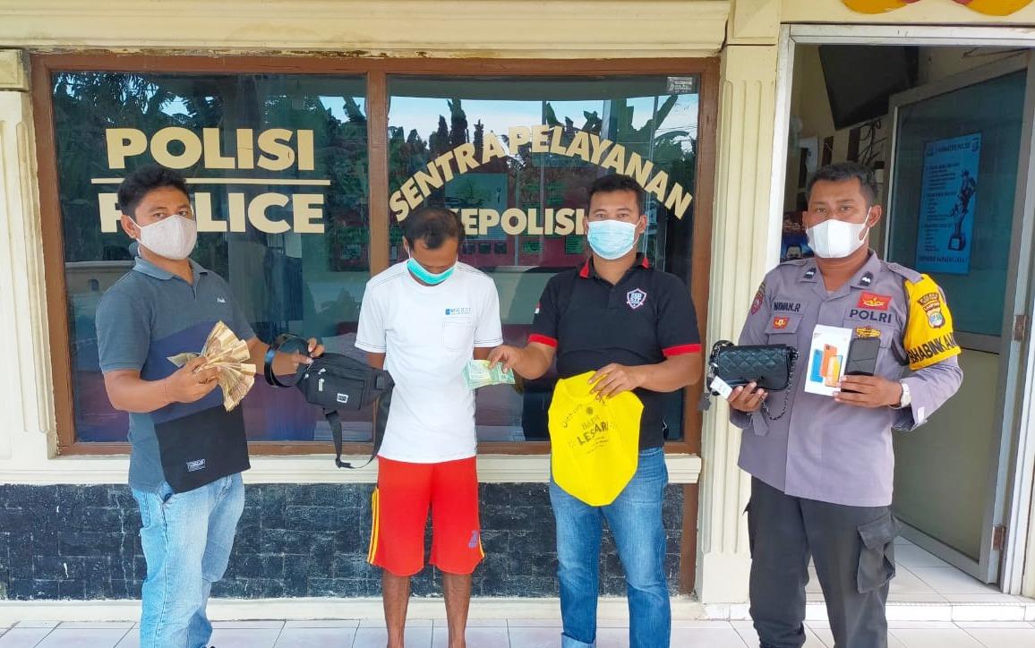 Polisi Berhasil Ungkap Kasus Curat Uang Tunai Rp 200 Juta di Pasar Unit 2