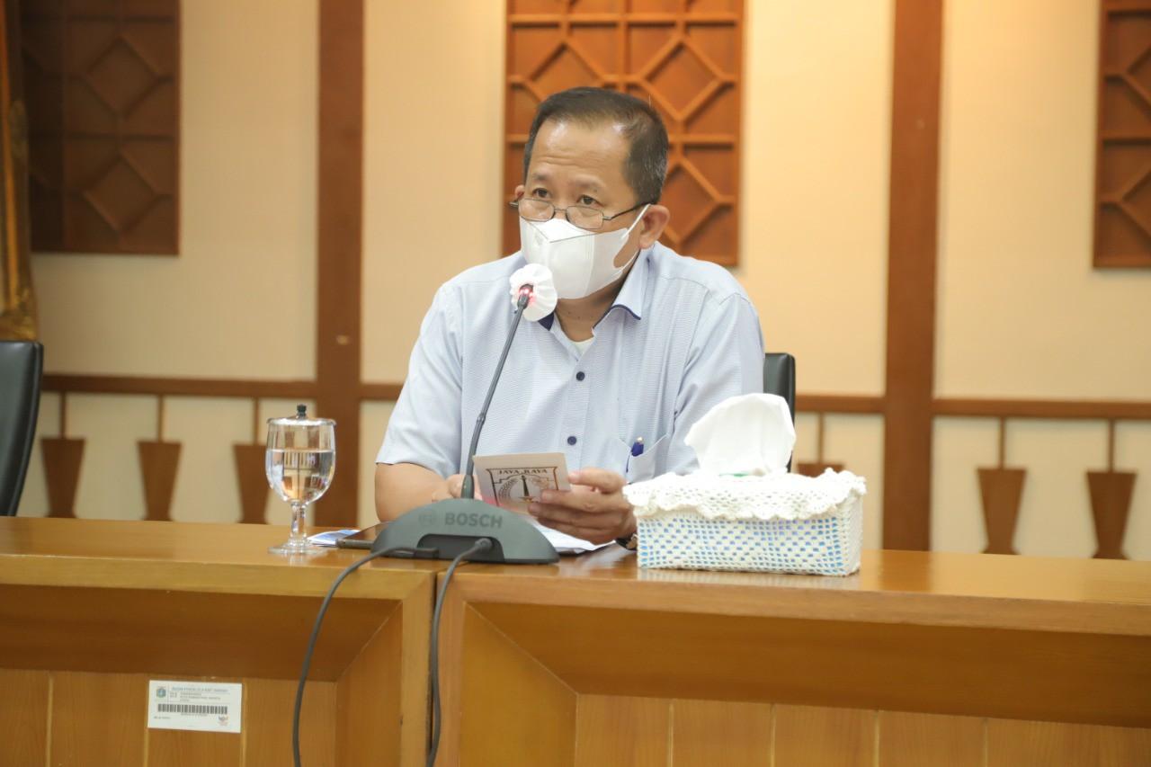 Lima Orang Warga RT Terpapar COVID-19, Pemkot Jakut Akan Terapkan Mikro Lockdown