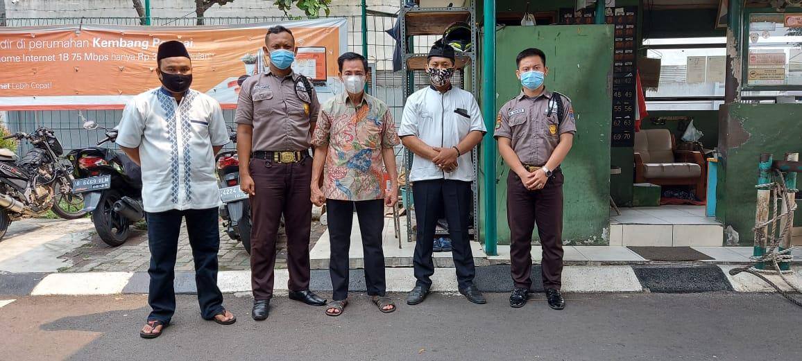 Ketua Subsektor Citrabhayangkara Polsek Kembangan, Himbau Warga Tes Sweb Antigen Usai Libur