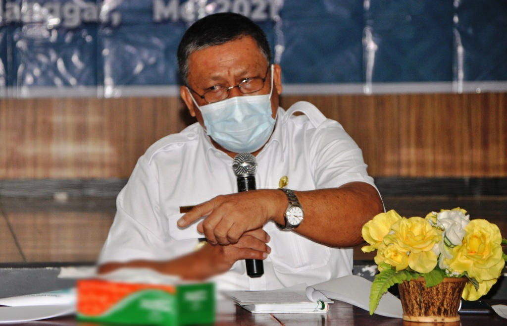 Peran Dukun Kampong dan Tokoh Masyarakat Dalam Menentukan Batas Wilayah