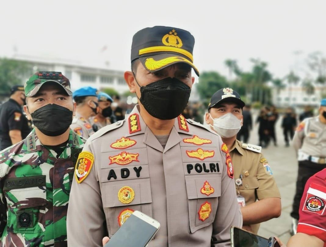 Kapolres Metro Jakarta Barat, Antisipasi Lonjakan Covid-19, Warga Yang Mudik Akan Di 3 T