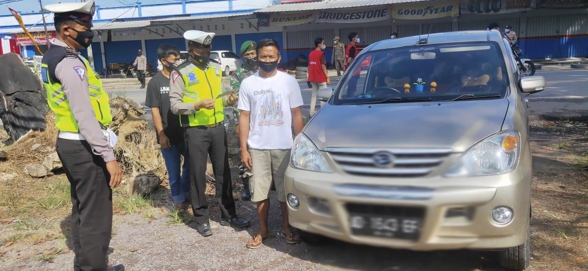 Simak Hasil Operasi Ketupat Krakatau 2021 Polres Tulang Bawang