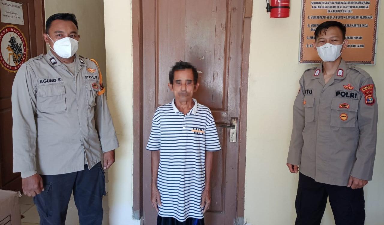 Polsek Gedung Aji Ungkap Kasus Asusila Terhadap Pelajar, Ipda Arbiyanto: Pelaku Seorang Kakek