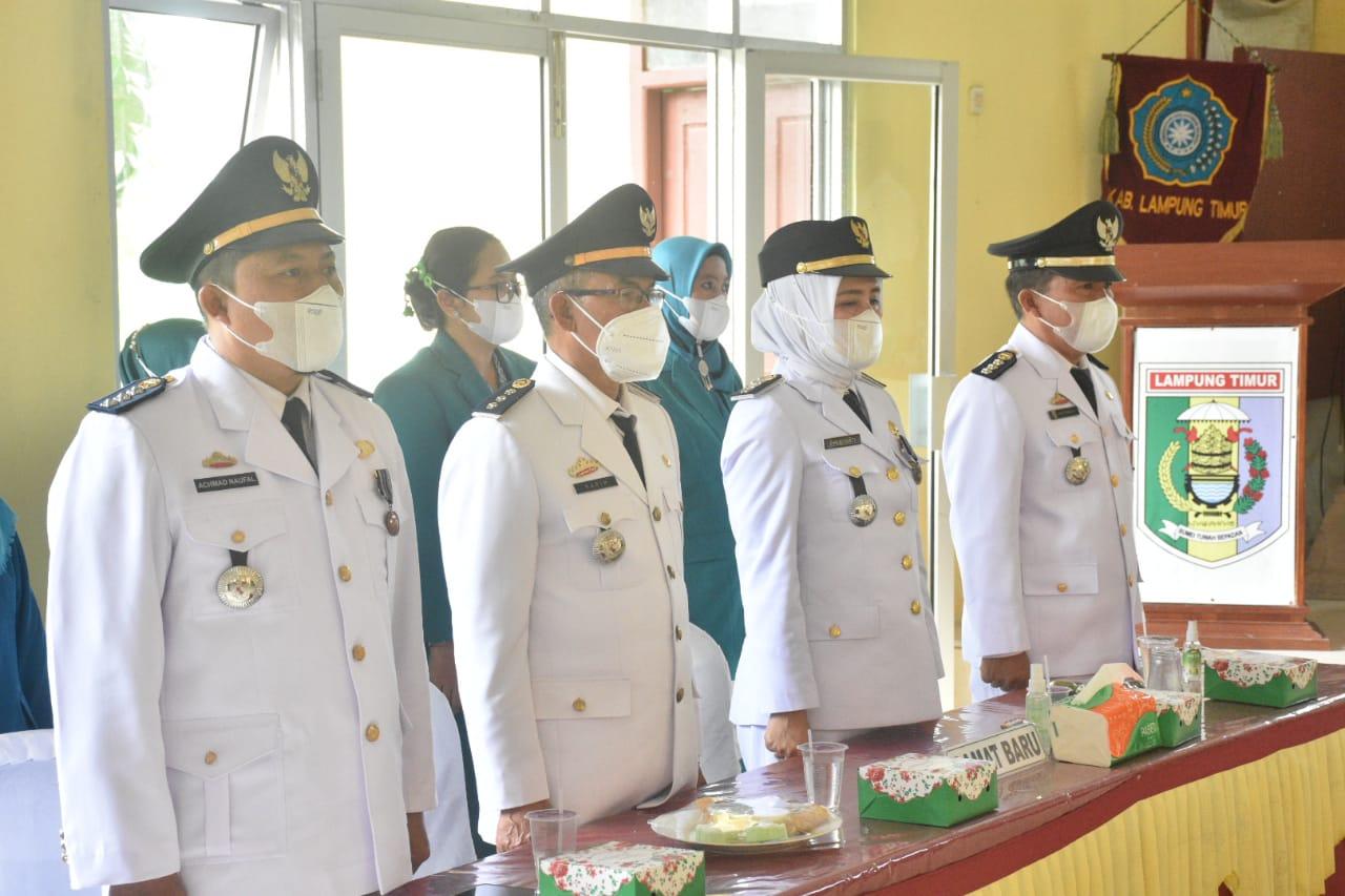 Sertijab Camat Dihadiri Wakil Bupati
