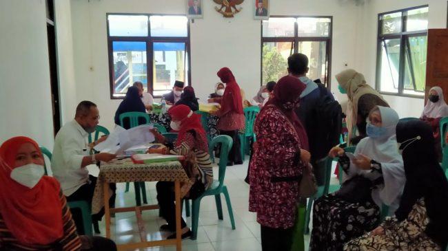 42 Sekolah Verifikasi PTM Di Kelurahan Sukahati Bogor