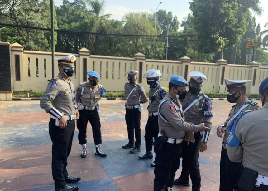 Propam Polres Bogor Gelar Operasi Penegakan Disiplin Anggota
