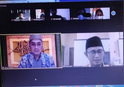 PW RMI NU DKI Jakarta Siapkan Kurikulum Moderasi Beragama Untuk Majelis Taklim